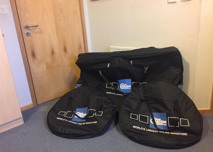 Road Bike Travel Bag - 1