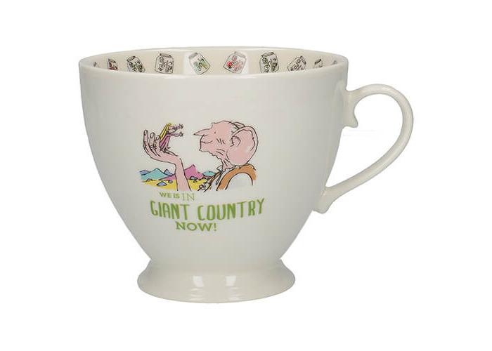 Roald Dahl BFG Footed Mug - 1