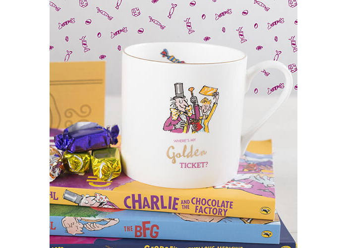 Roald Dahl Charlie & The Chocolate Factory Can Mug - 2