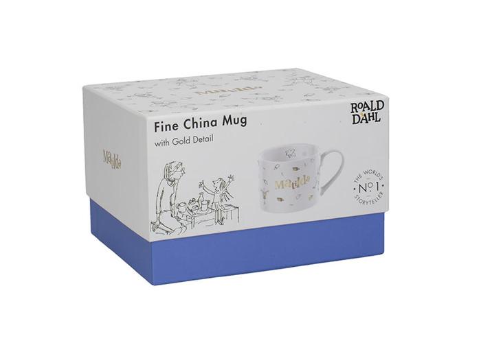 Roald Dahl Matilda Phizz-Whizzing Squat Mug - 2