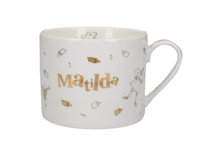 Roald Dahl Matilda Phizz-Whizzing Squat Mug - 1