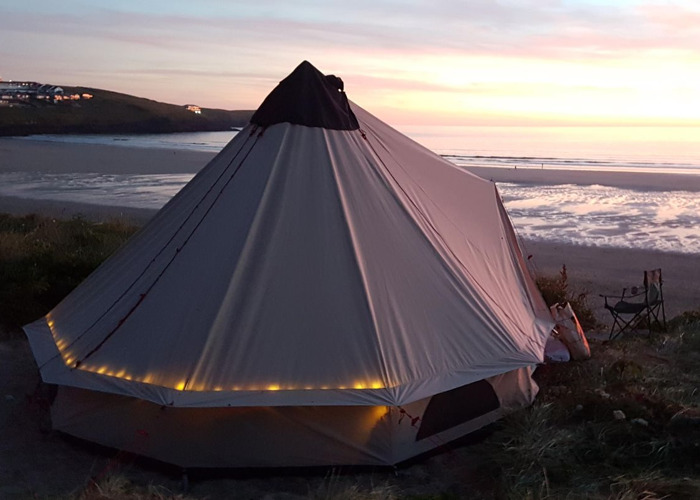 size 40 be977 9acac Rent Robens Klondike Tipi Tent with Stove + Glamping kit in Bromley
