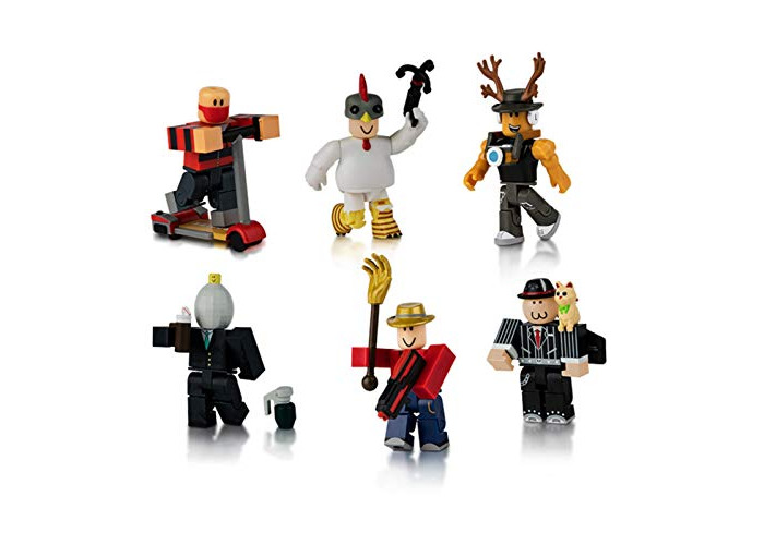 Roblox Masters Six Figure Pack - 1