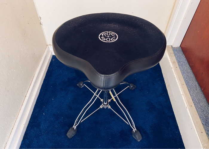 Roc N Soc Drum Stool - 1