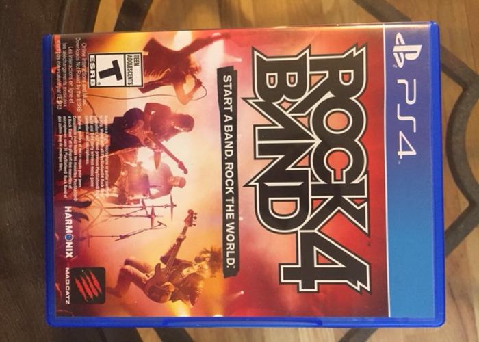 Rock Band 4 - PlayStation 4 - 1