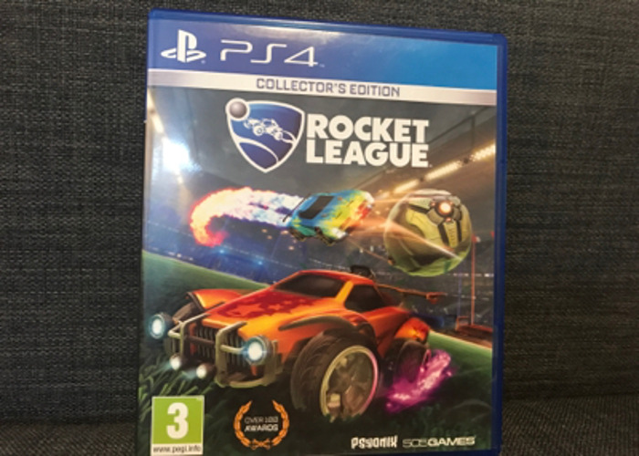 Rent Rocket League PS4 - video game in Salford