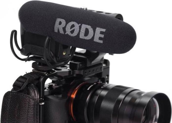 Rode - VideoMic Pro : London - Bethnal Green - 1