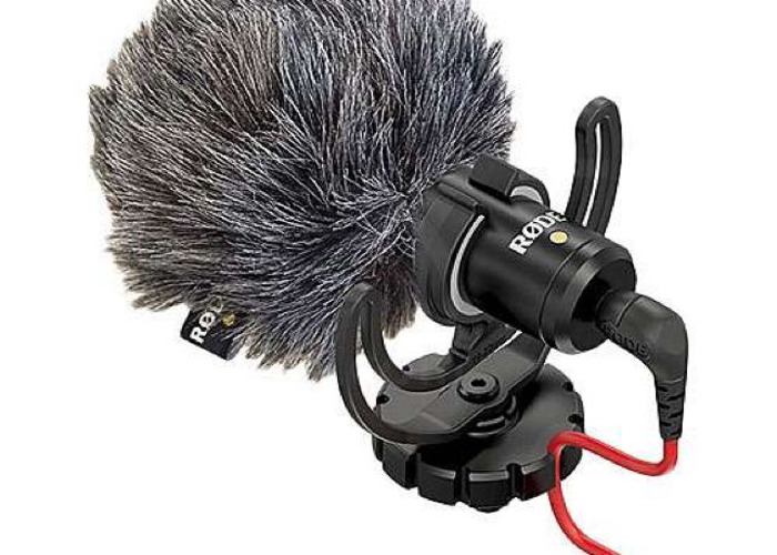 Rode cold shoe video mic - 1