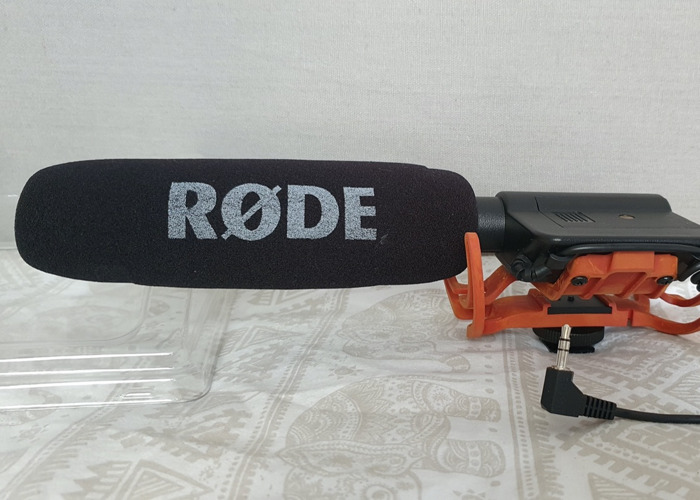 RODE DSLR microphone - 1