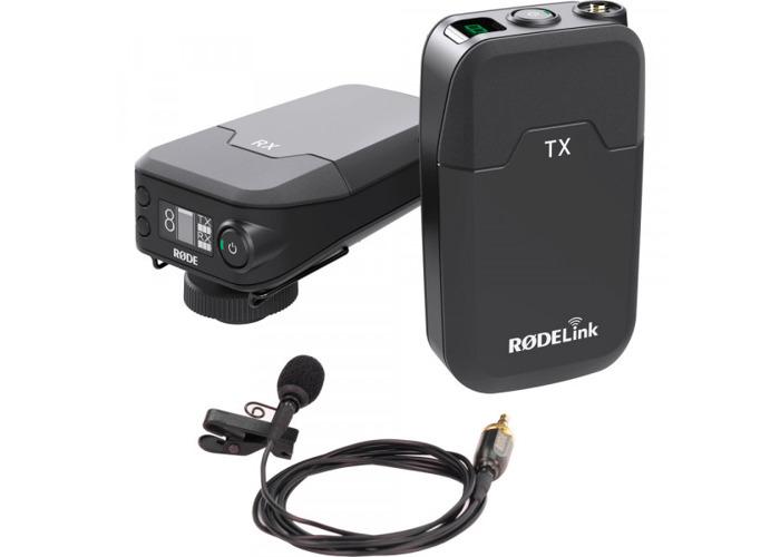 Rode Filmmaker Kit Digital Wireless System for Filmmakers - 1
