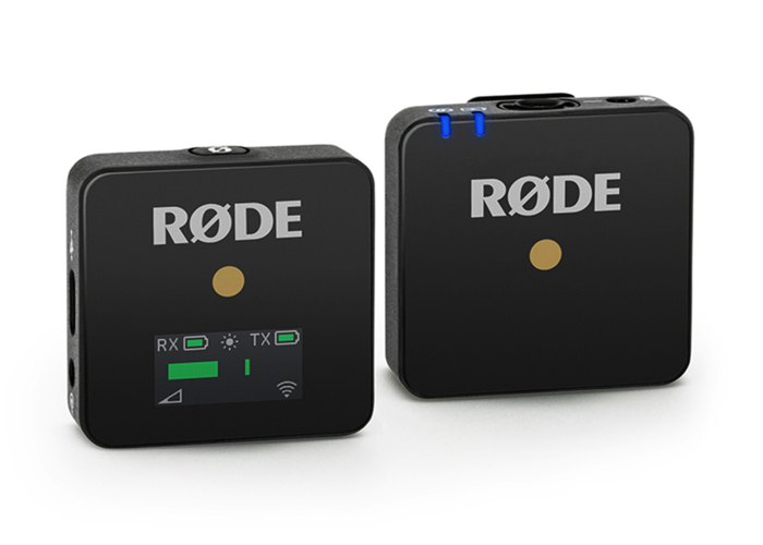 Rode Go Wireless Mic + Accessories  - 1