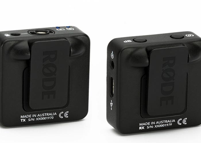Rode Go Wireless Mic + Accessories  - 2