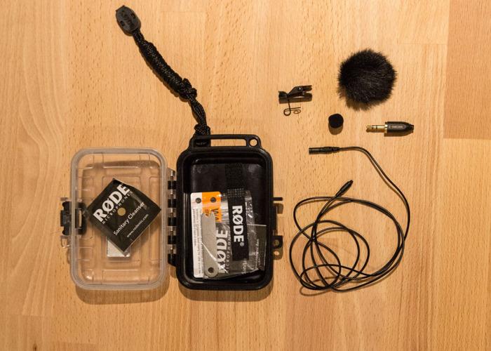 Rode Lavalier Microphone - 1