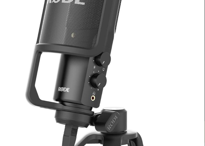 Rode Microphone NT - USB - 1