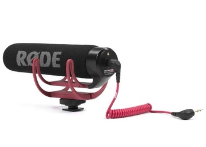 Rode Microphone VideoMic GO - 1