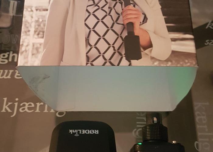 RODE News Shooter Wireless XLR Microphone Kit - 1