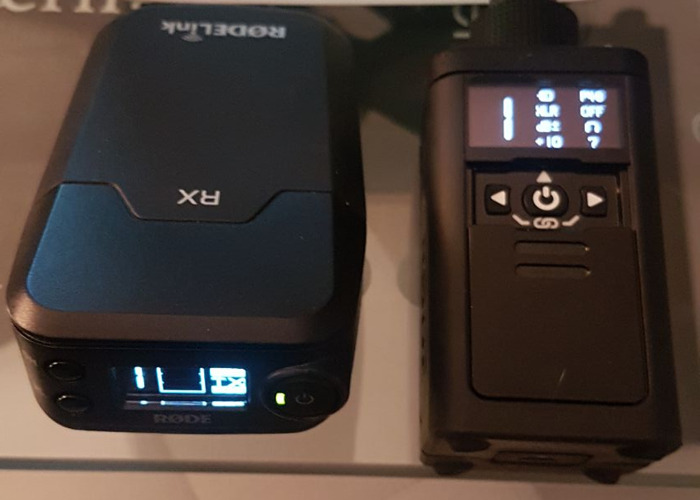 RODE News Shooter Wireless XLR Microphone Kit - 2