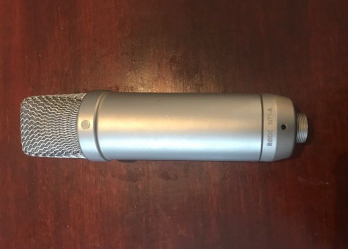 Rode NT1A - Cardioid condenser microphone - 1