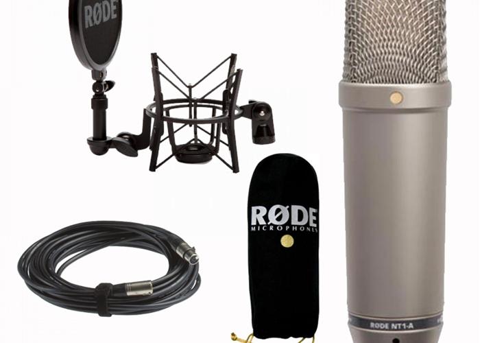 Micrófono de condensador Rode NT1-A - 1