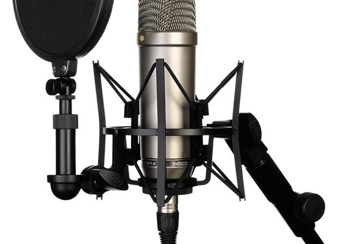 Micrófono de condensador Rode NT1-A - 2