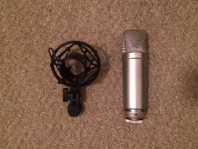 Rode NT1a Studio Microphone - 1
