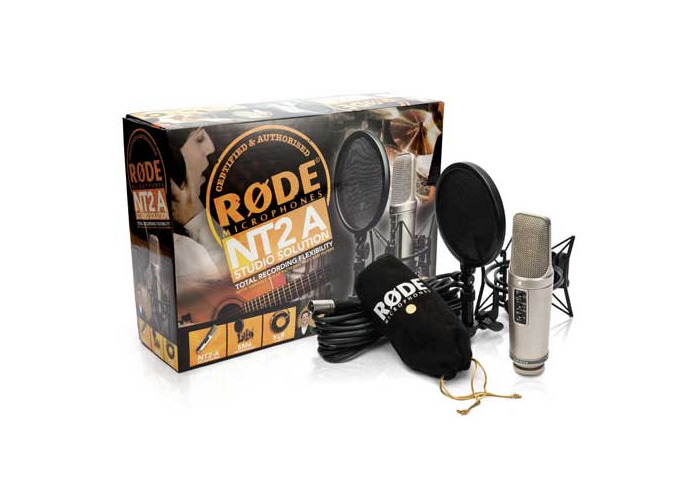 RODE NT2A Vocal Recording Package - 1