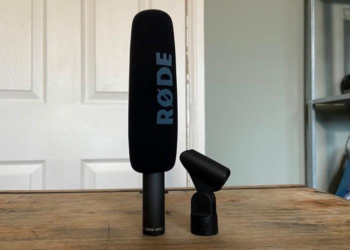 Rode NTG1 Shotgun Microphone - 1