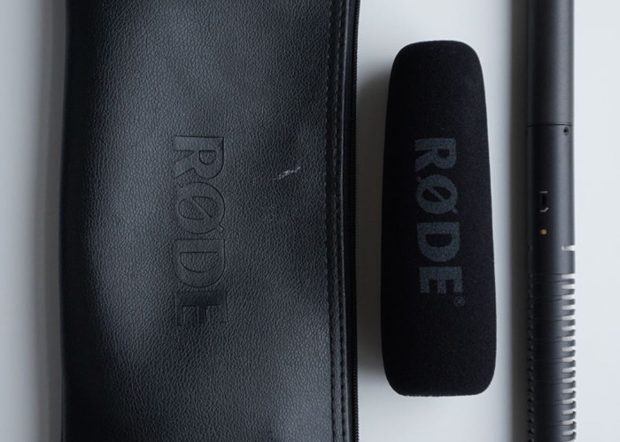 RODE Microphone NTG-2 - Boom Pole Kit - 2