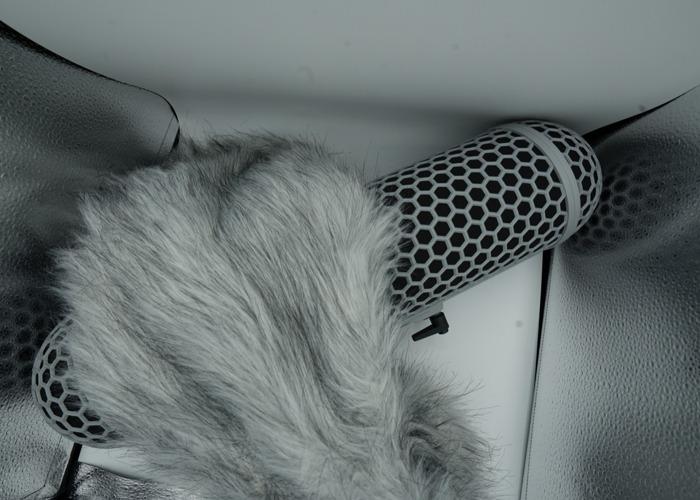 rode ntg2 shotgun mic w/boom pole - 1