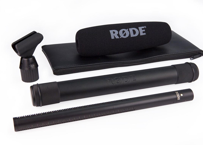 Rode NTG-3 Microphone - 1