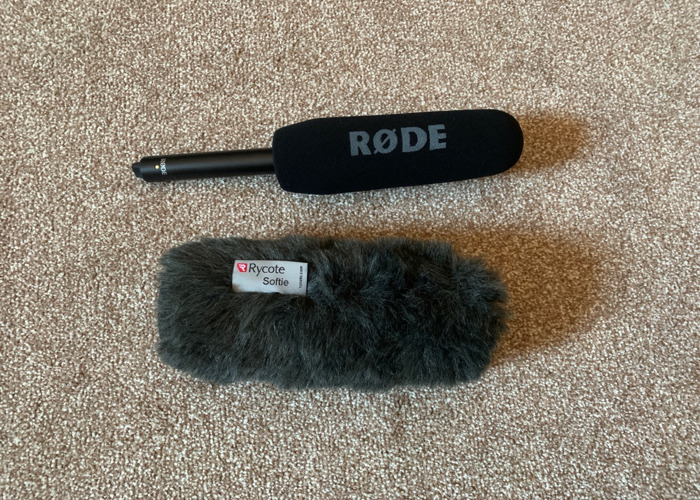Rode NTG4+ Microphone - 1