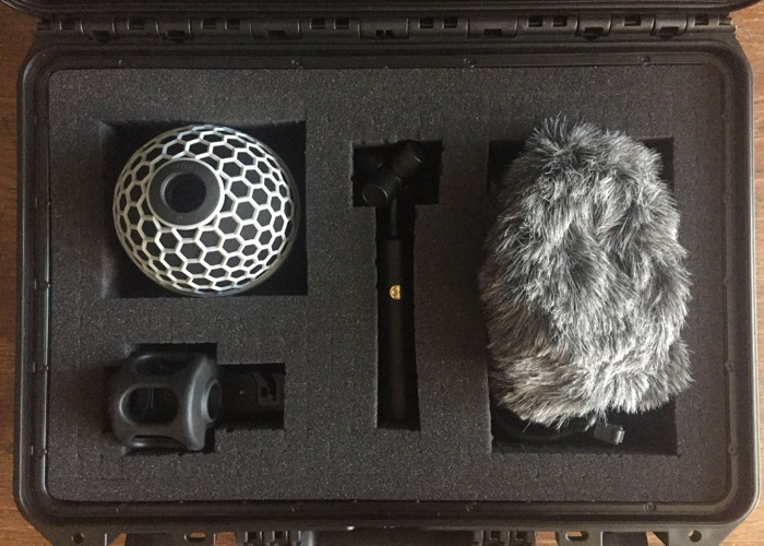 Rent Rode NT-SF1 - Ambisonic Microphone for 3D / Spatial Audio in London