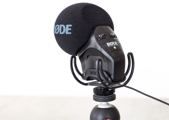 Rode Stereo VideoMic Pro On-Camera Microphone - 1