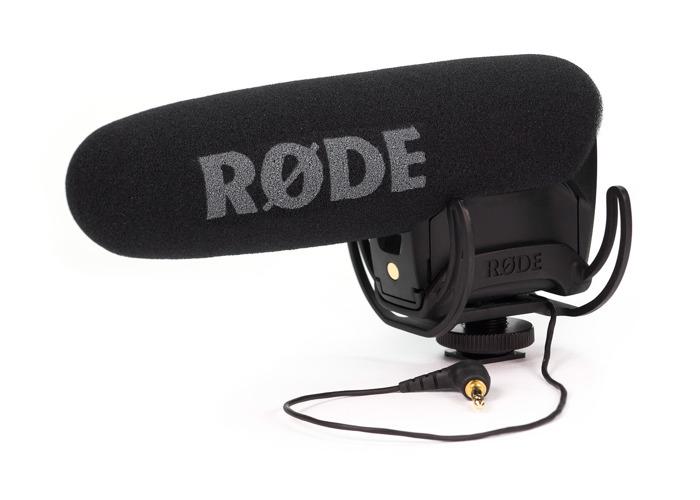 Rode Video Mic Pro - DSLR Mic - 1