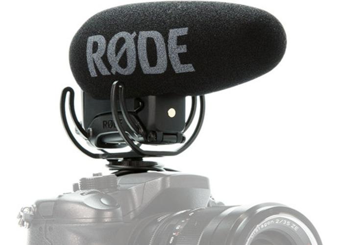 Rode Video Mic Pro - DSLR Mic - 2