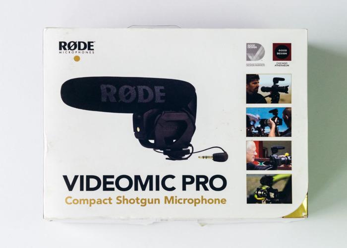 Rode Video Mic Pro / Shotgun Mic - 2