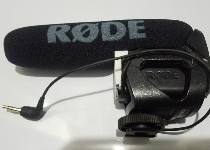 RODE video mic pro & Zoom H1 lapel mic recorder - 1