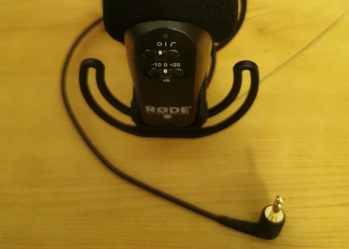 Rode video mic pro - 2