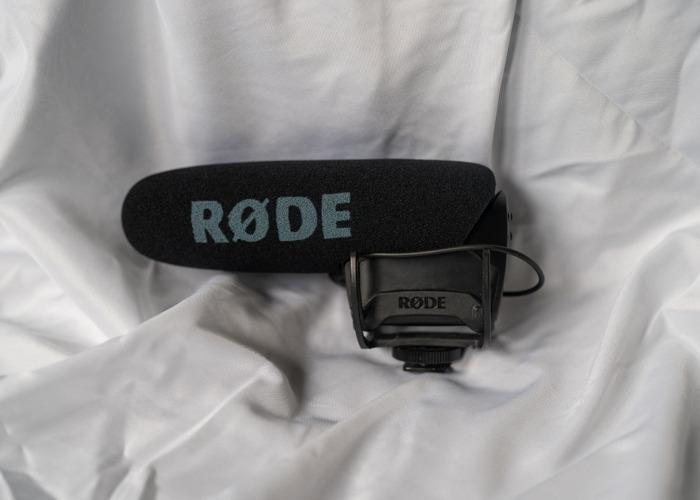 Rode Video Mic Pro - 1
