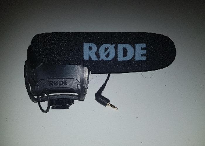 Rode Video Pro Mic  - 1