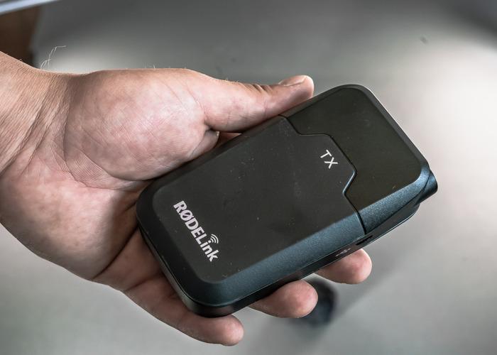 Rode Videolink Wireless Lavalier mic / Lapel mic - 2