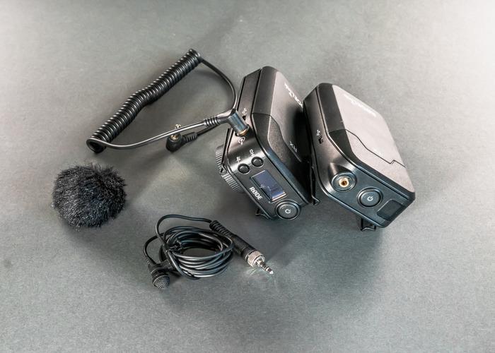 Rode Videolink Wireless Lavalier mic / Lapel mic - 1