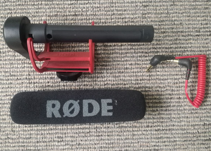 Rode VideoMic Go - 1