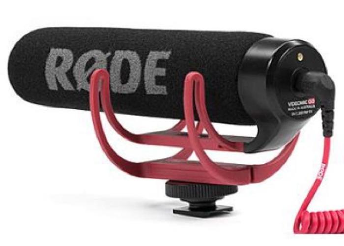 RODE VideoMic GO Microphone - 1