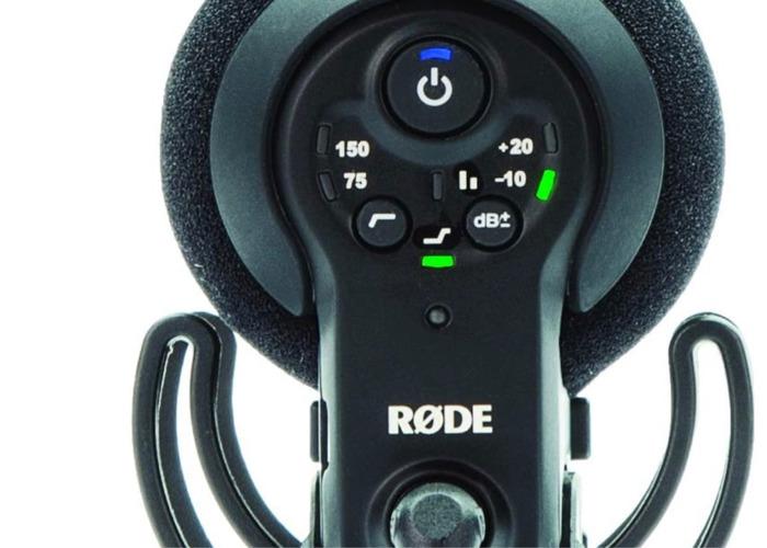 Rode VideoMic Pro+ - 2