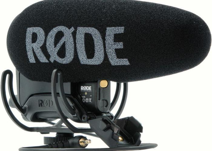 Rode VideoMic Pro+ - 1