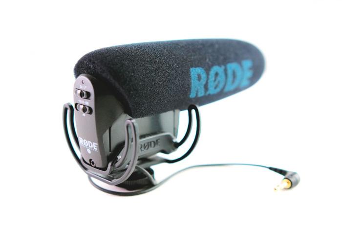Rode VideoMic Pro (on-camera shotgun microphone) - 1