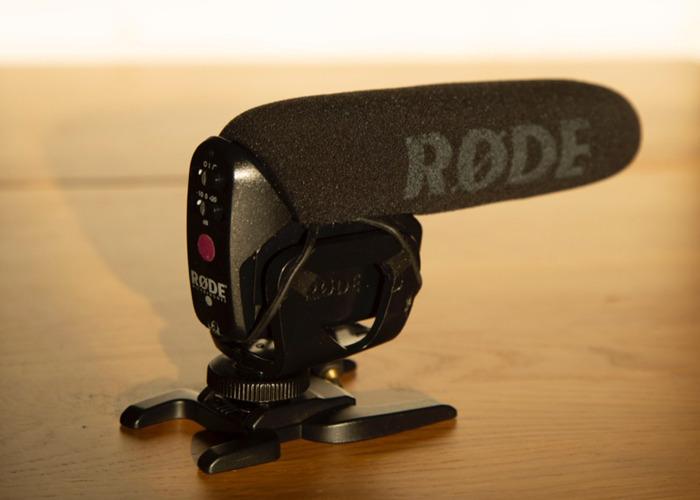 RODE VideoMic Pro Shotgun Microphone - 2