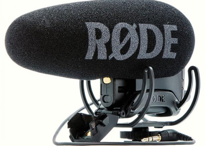 Rode VideoMic Pro-R Microphone - 1