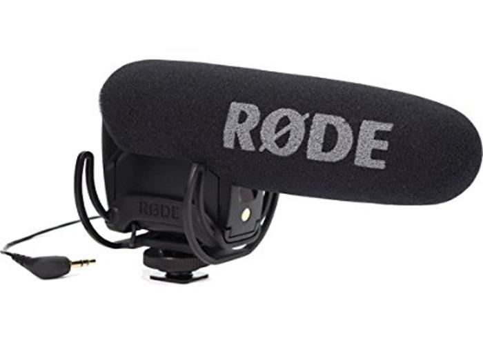 Rode VIDEOMICPRO + Deadcat + 3m Minijack Cable - 2